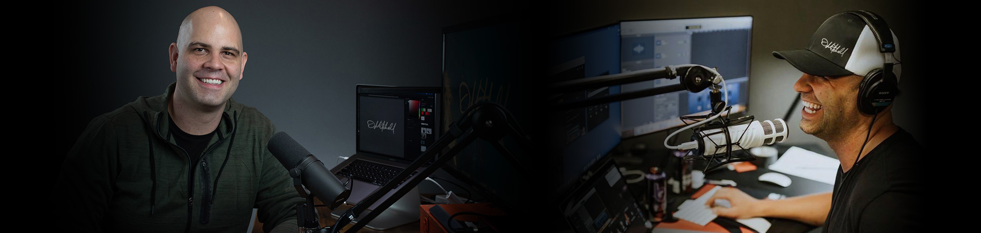 How I Set Up My Home Office To Record My YouTube Graphic Design Tutorials and Online Courses