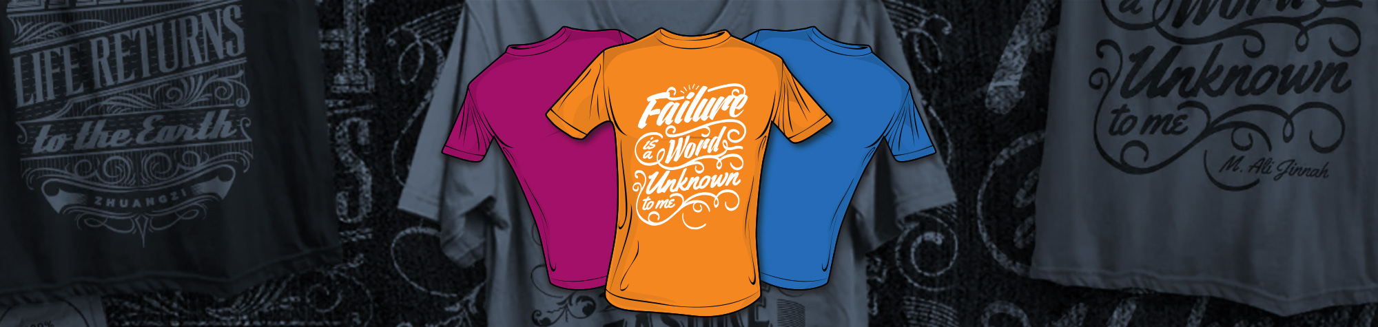 Graphic T-Shirt Design with Adobe Illustrator and Photoshop for DTG Printing