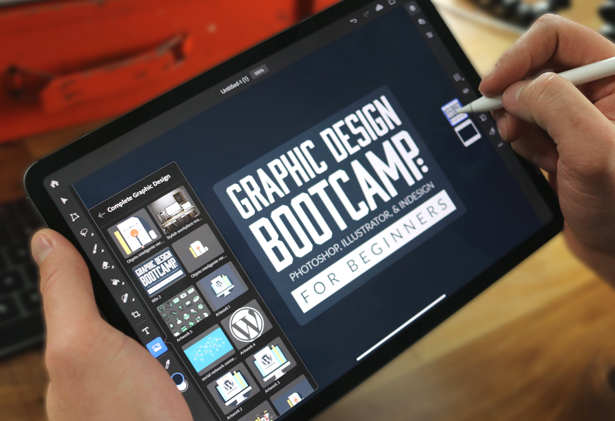 Adobe Photoshop 2020 for iPad
